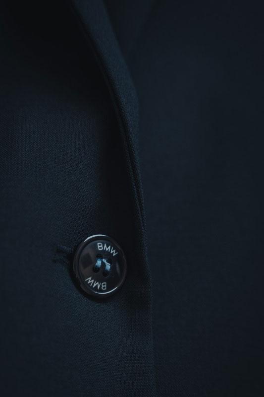 traje uniforme bmw
