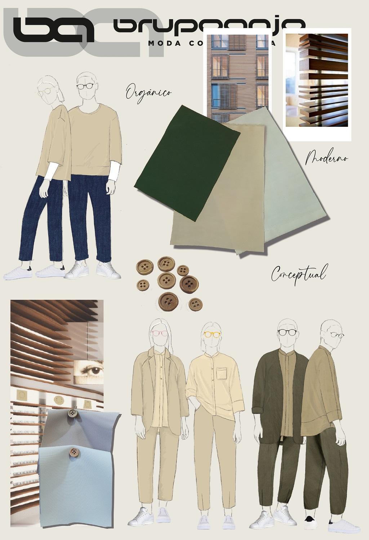 Propuesta para Alain Affelou de moda corporativa