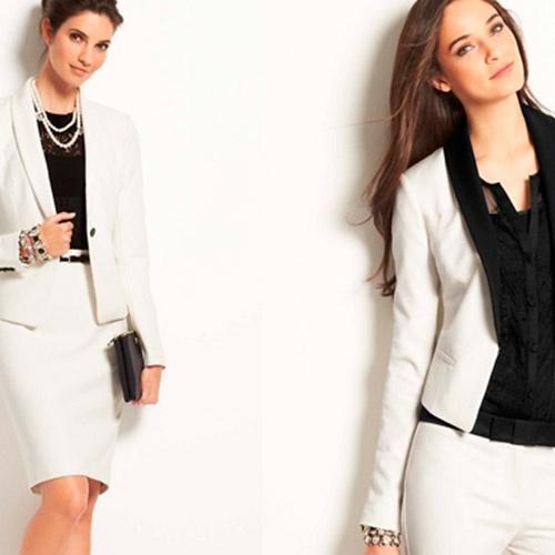 Foto de la noticia Accesorios con el uniforme, ¿sí o no? :: Grupo Anjo, Uniformes de Moda, Diseños exclusivos indumentaria laboral