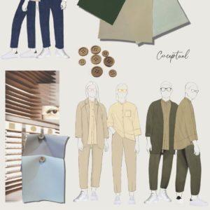 uniformes de trabajo y modas