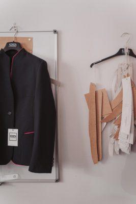 vestuario laboral en otoño
